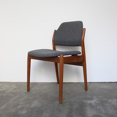 Arne Vodder Dining Chair D-607D729A