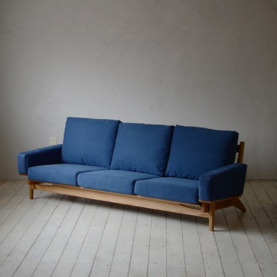 newnormal Low Sofa 3P ver.2